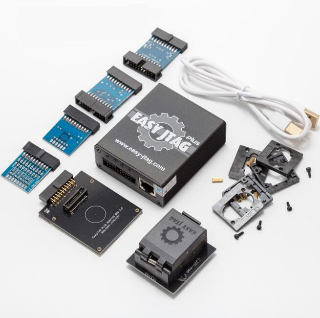 2019 neue version Einfach Jtag plus box/Easy-Jtag plus box + EMMC buchse Für HTC/Huawei /LG/Samsung/SONY/ZTE