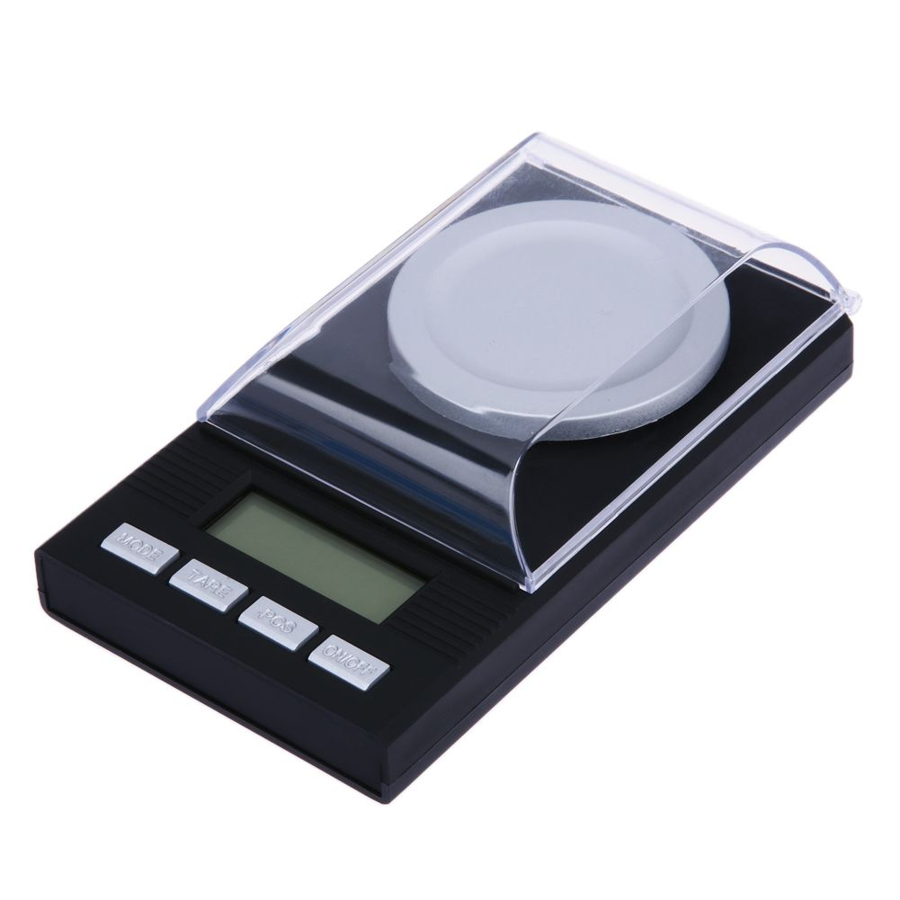 20g/0.001g LCD Digital <font><b>Scale</b></font> Lab Digital Milligram Gram Pocket <font><b>Scale</b></font> Medicinal Jewelry High Precision Weight Measuring Tools