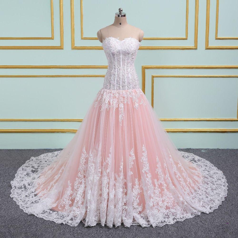 Katristsis d 2018 Appliques Mermaid Wedding Dresses With Off the Shoulder Illusion White/Ivory Bridal Gowns Vestidos de Novia