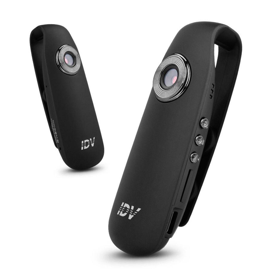 2018 New IDV 007 Mini Camera DV Loop Video <font><b>Voice</b></font> Recorder HD 1080P 12MP 130 Degree Wide Angle Motion Detector Mini Camcorders
