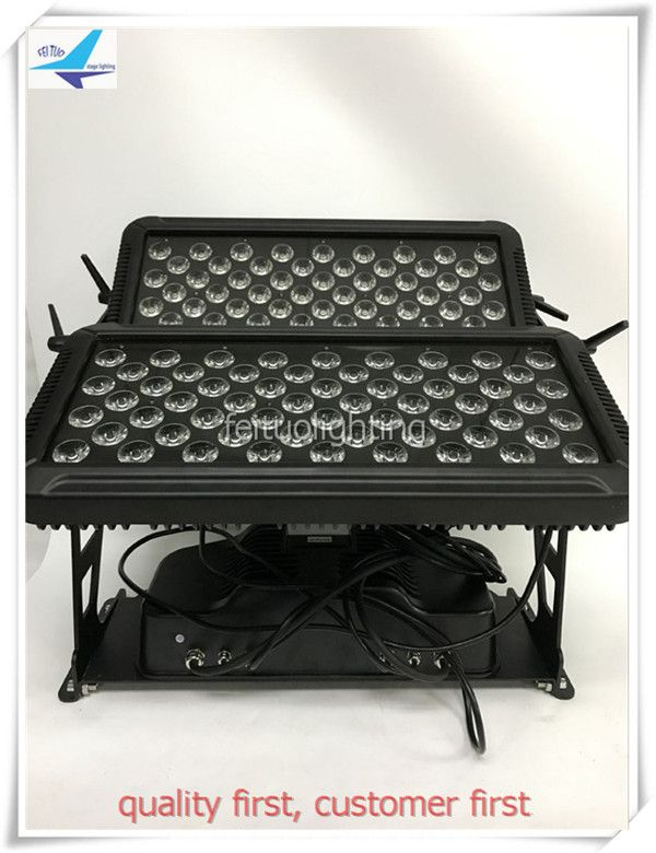 A- with case high brightness led city color building wash or 120x18w 6in1 rgbwa uv city color lamp