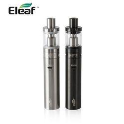 100% Original Eleaf iJust S Starter Kit 3000 mAh largo pasado batería 24,5mm 4 ml atomizador cigarrillo electrónico vape Pen