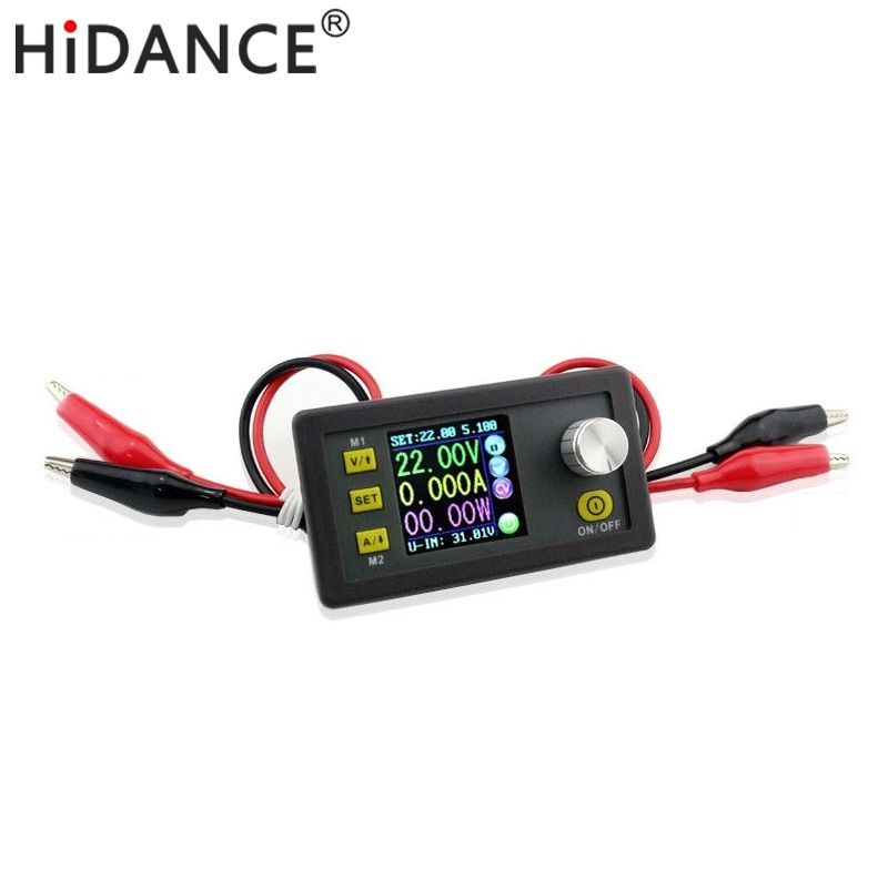 Digital Control power supply 50V 5A Adjustable Constant Voltage Constant current tester DC voltmeter <font><b>Regulators</b></font> Ammeter