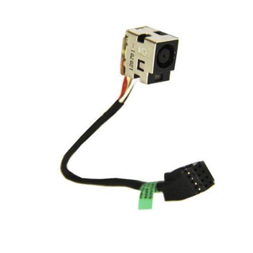 WZSM NOUVEAU câble D'alimentation Cc Connecteur prise pour HP G6-2000 G7-2000 661680-YD1 661680-301 Livraison Gratuite