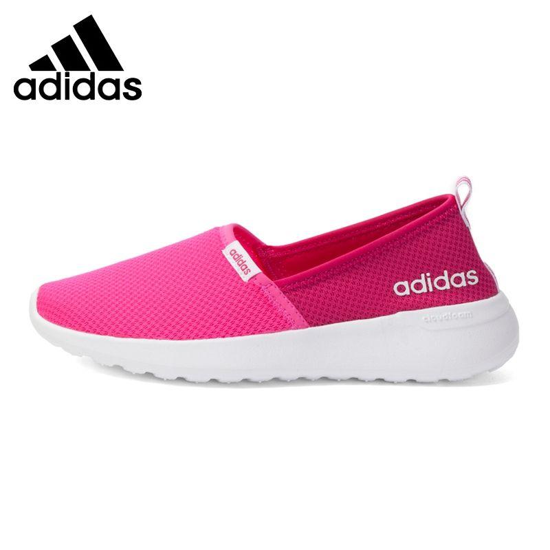 Original Neue Ankunft Adidas NEO Label Cloudfoam Lite Racer So W frauen Skateboard Schuhe Turnschuhe