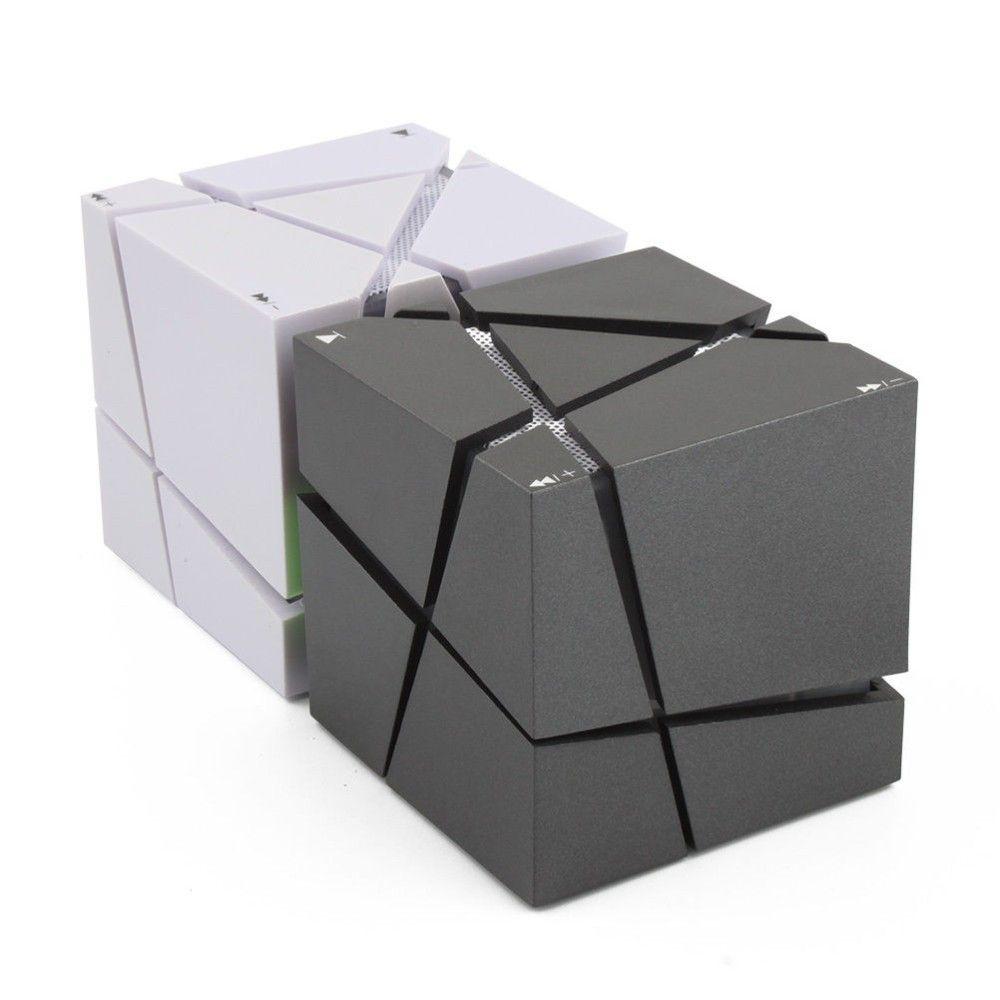 Lofree Qone7 EDGE Portable Mini Bluetooth Speaker LED 3W Stereo Sound Box Mp3 Player Subwoofer Speakers <font><b>Built</b></font>-in 500mAh Battery