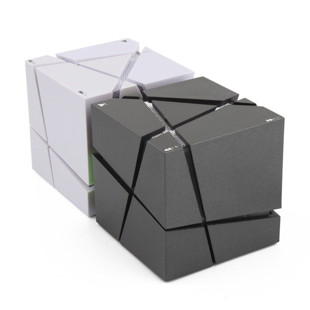 Lofree Qone7 EDGE Portable Mini Bluetooth Speaker LED 3W Stereo <font><b>Sound</b></font> Box Mp3 Player Subwoofer Speakers Built-in 500mAh Battery