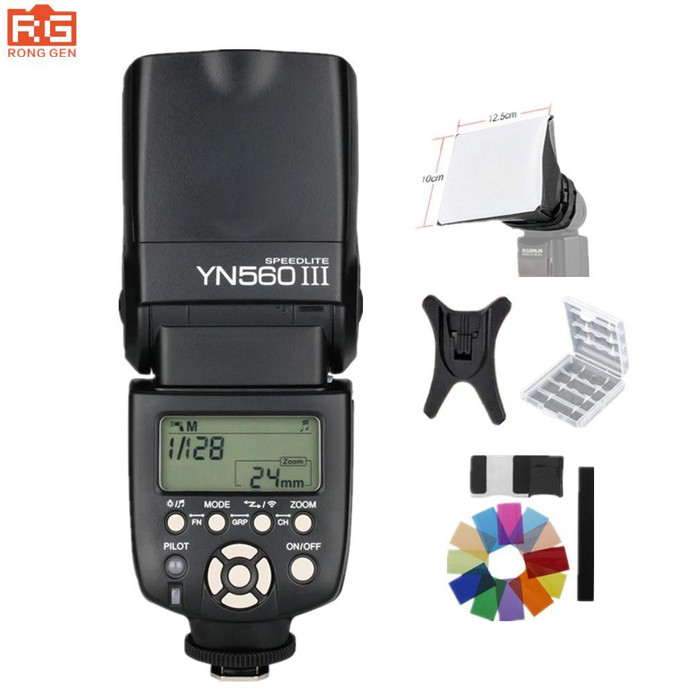 Yongnuo YN-560III Professional Flash Speedlight Flashlight Yongnuo YN 560 III for Canon Nikon Pentax Olympus Camera