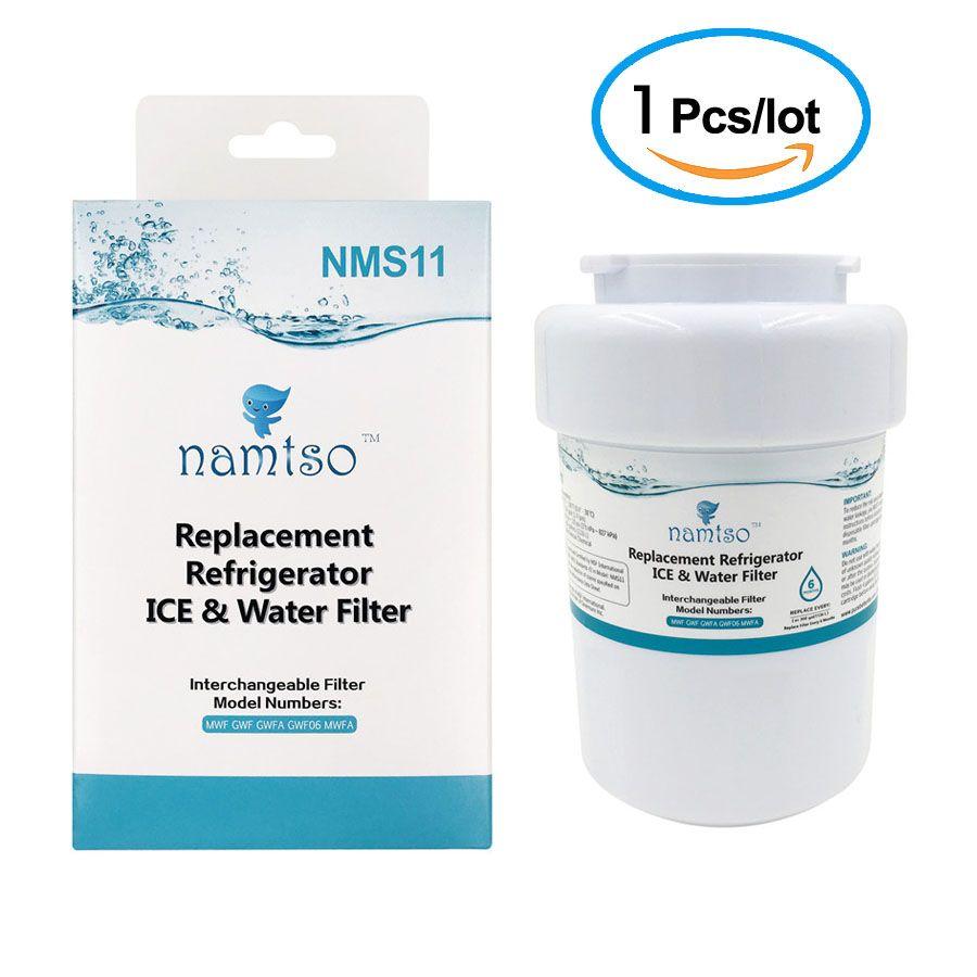 Namtso réfrigérateur filtre à eau Smartwater cartouche pour GE MWF GWF Smart Water mpam WF287 WSG-1 46-9991 NMS11 1 pièce