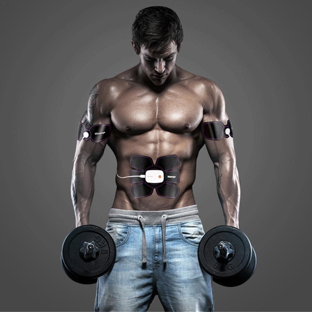 EMS Handy APP Smart Bauch Fitting Gerät Inländischen Bauch Fitness Muscle Fitness Ausrüstung Gewicht Verlust Inländischen Abdom