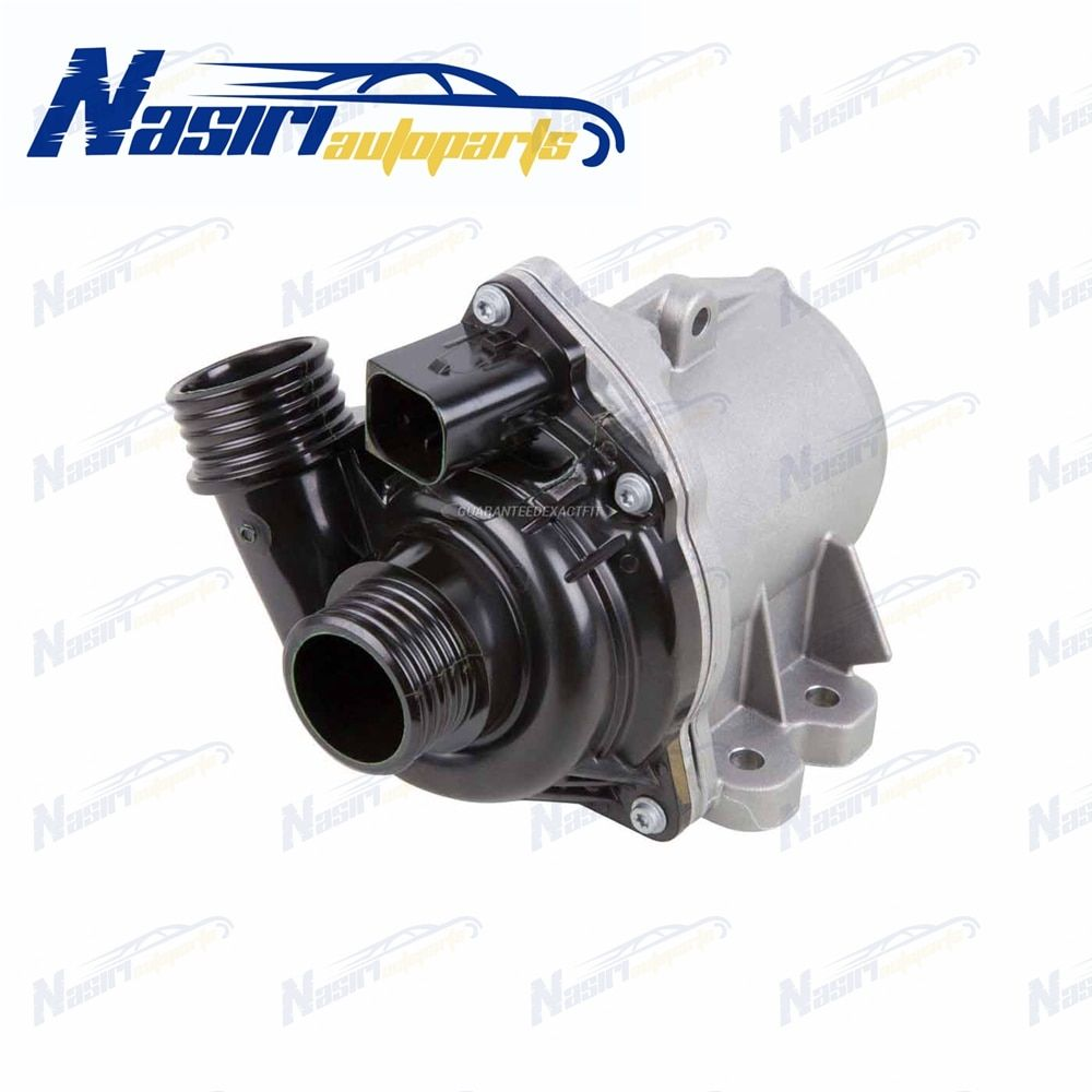 Electronic Coolant Water Pump For BMW 335i 135i 135is 335is 535i 335d 740i X3 X5 X6 Z4 #11517563659