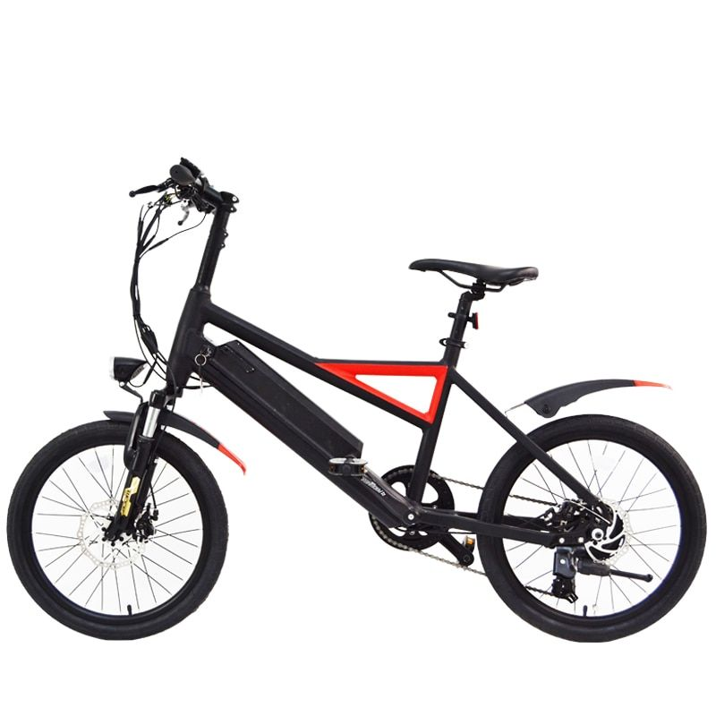 20inch electric bicycle 36V lithium battery Pas bike urban ebike Urban Sports Assisted Bicycle Riding lightweight Frame bicycle