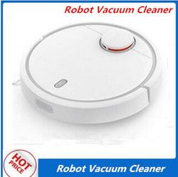 Xiaomi 1 robot vacuum cleaner APP Control ,xiaomi cleaner 2 Wet drag mop Smart Planned with water tank(free tax to EU ,RUSSIAN)