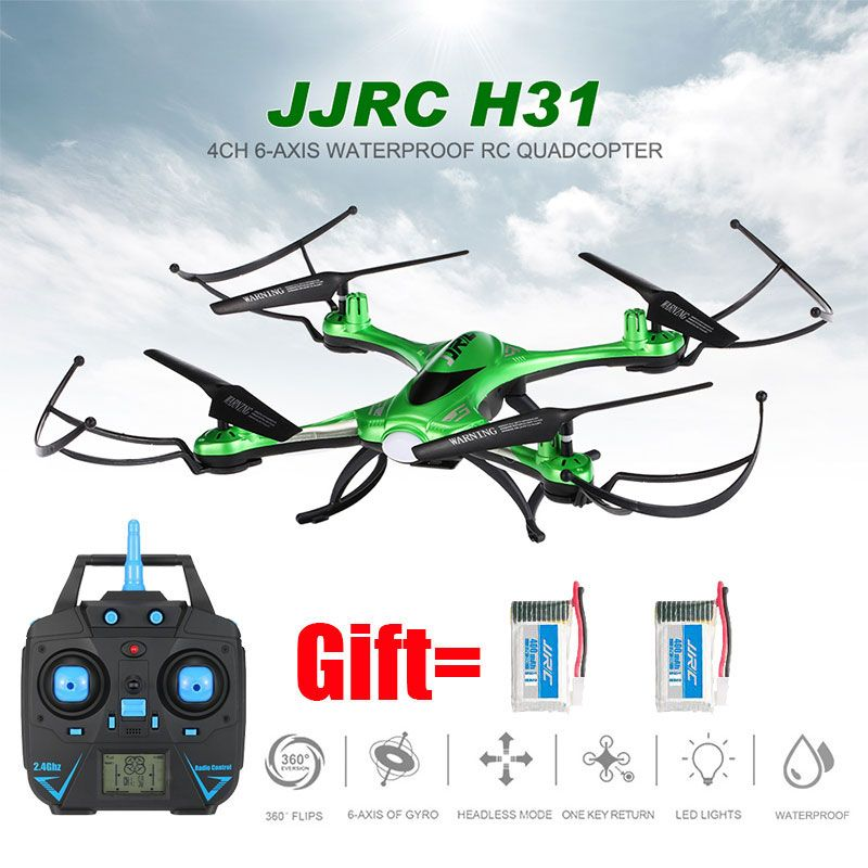 Waterproof Drone JJRC H31 No Camera Or With Camera Or Wifi FPV Camera Headless Mode RC Helicopter Quadcopter Vs Syma X5c Dron