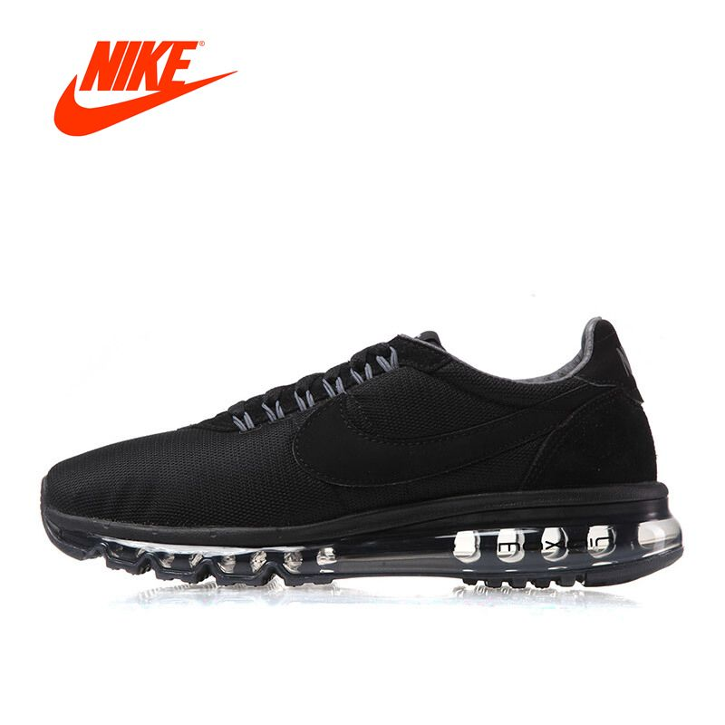 Original New Arrival Official NIKE AIR MAX Men's Breathale Low Top Running Shoes Sneakers