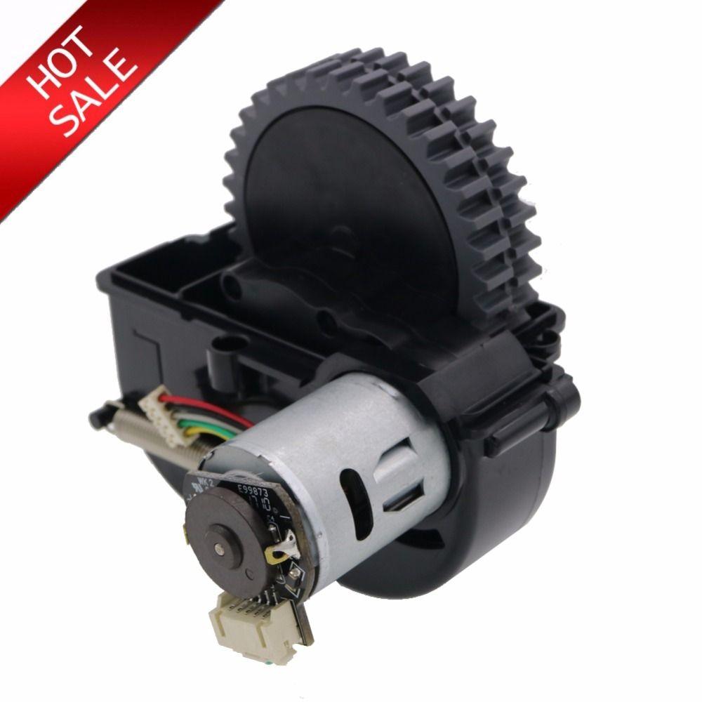 D'origine gauche roue robot aspirateur Pièces accessoires Pour ilife V3s pro V5s pro V50 V55 robot Aspirateur roues moteurs