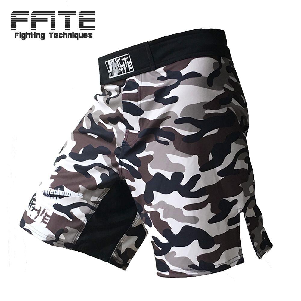 MMA shorts kick boxing muay thai shorts trunks mma <font><b>cheap</b></font> men fitness shorts sanda boxe fight wear grappling mma pants sport