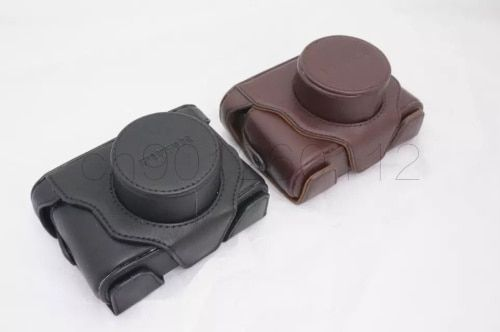 Kamera Tasche Tasche für FUJI FUJIFILM Finepix X20 X10 X100 X100S Spiegellose System Kamera Mit Schulter Neck Strap