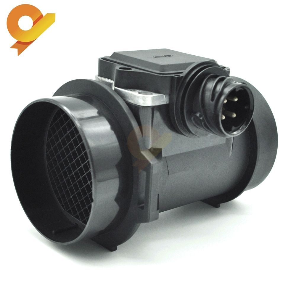 5WK9007 1730033 5WK9007Z 5WK9 007 007Z 1 730 033 Mass Air Flow MAF Sensor For BMW E34 E36 E39 320i 520i 24V M52 B20 M52B20