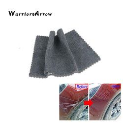 WarriorsArrow Multi-function Towel Duster Repair Car Scratches Lacquers Stains Iron Rust Remove Nano Cleaning Cloth 12x24cm
