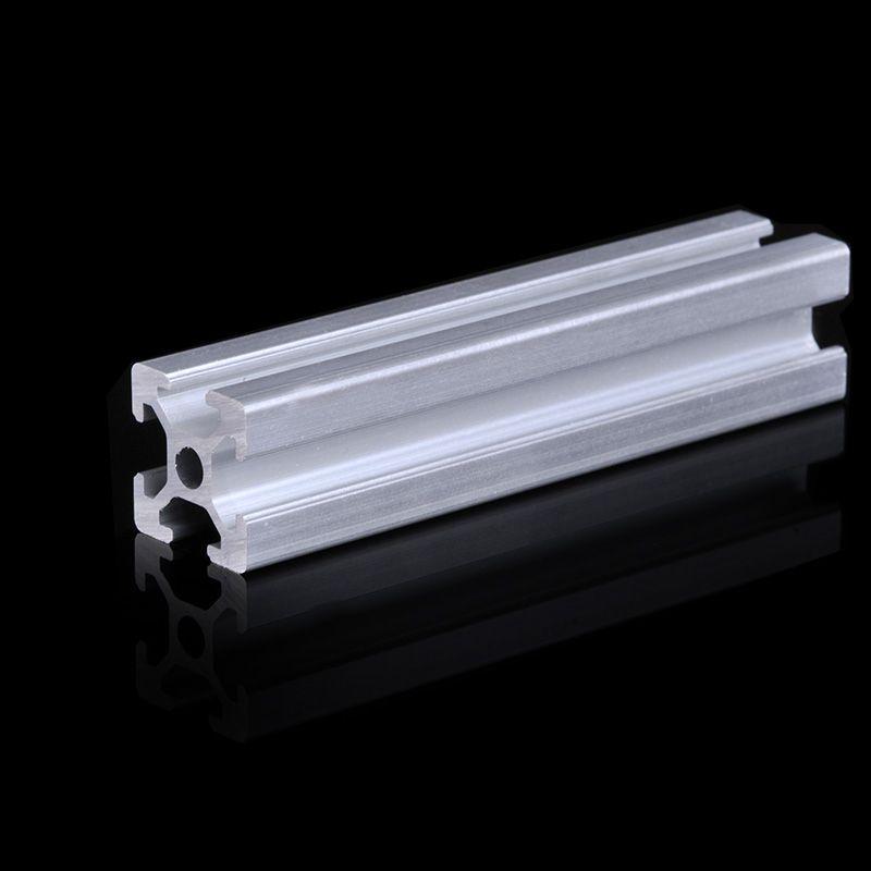 Beschleunigte schiff, ein Satz HyperCube 3D Drucker Aluminium Extrusion Profile Typ 6 T-slot-4 * (340 + 303 + 350mm) + 2x285mm + 1x135mm