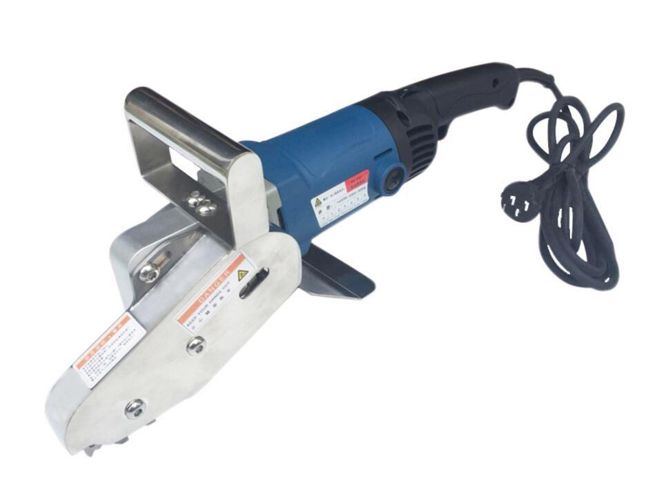 Doppel Klaue Elektrische Abfall Stripper Karton Papier Rand maschine Papier Jamming maschine Strippen Maschine 220V