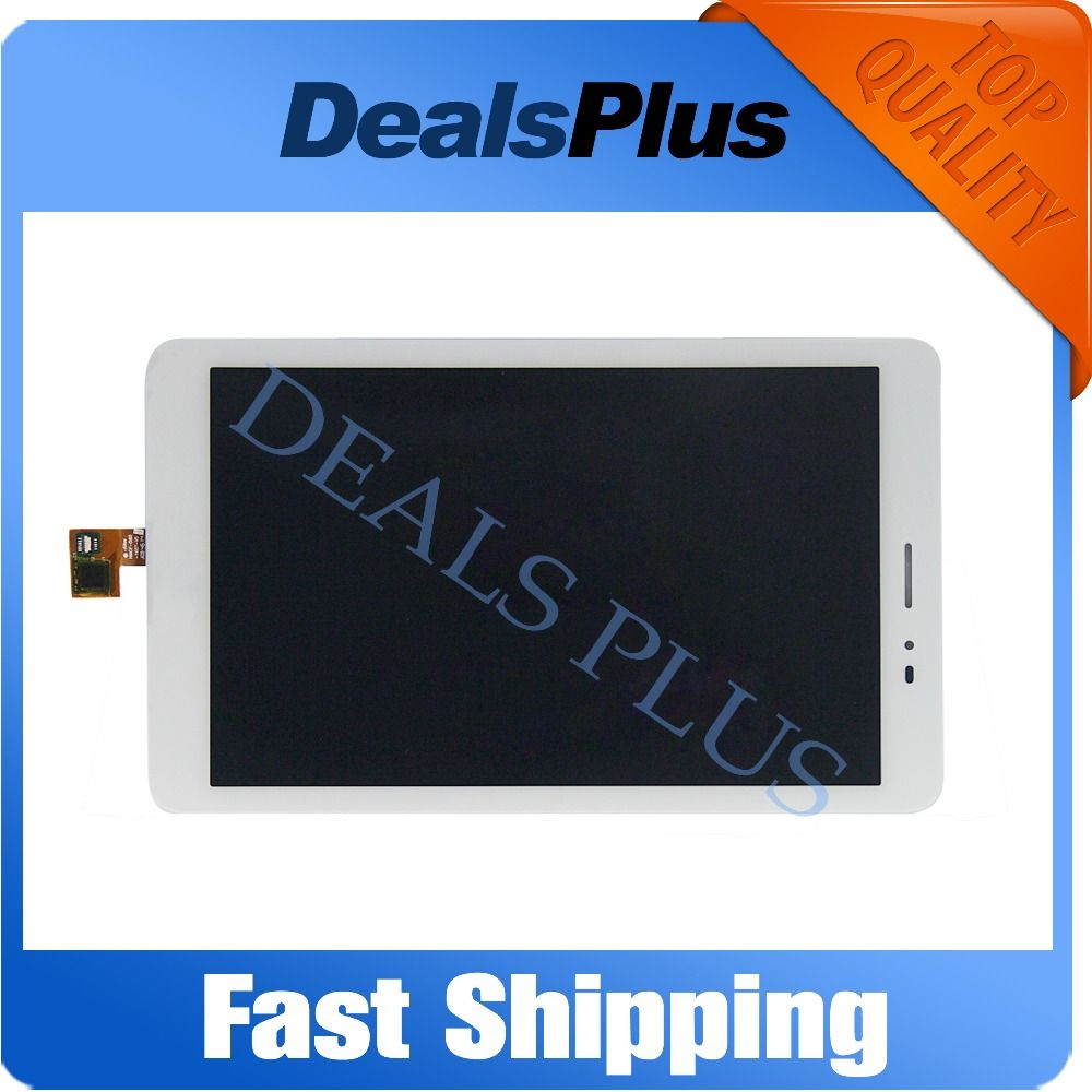 Replacement New LCD Display + Touch Screen Assembly For Huawei MediaPad T1 8.0 Pro 4G T1-823 T1-823L T1-821 T1-821L T1-821W