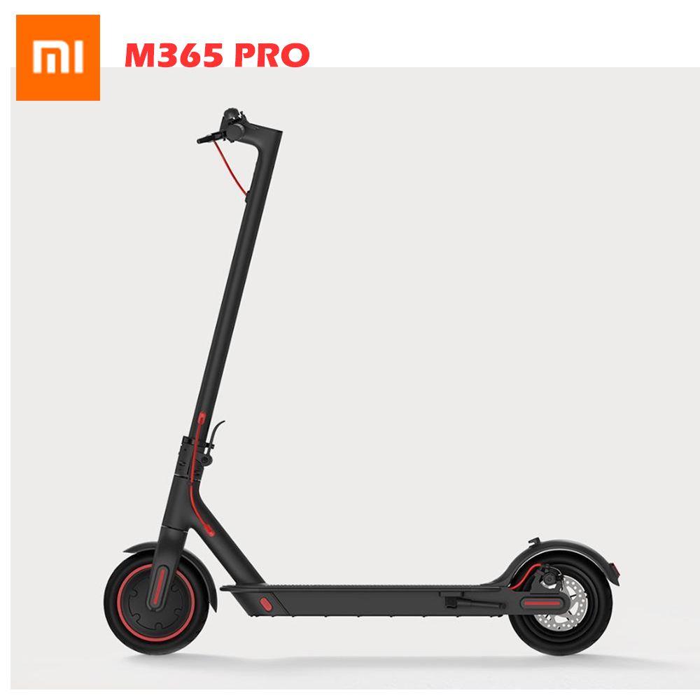 [International Version] Xiaomi Mijia M365 Pro Folding Elektrische Roller 300W Motor 3 Geschwindigkeit Modi 8,5 Zoll Reifen 45KM Laufleistung Palette