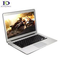 Date Core i5 5200U CPU 13.3 Pouce Rétro-Éclairé Clavier Ultrabook Ordinateur portable max 8 GB RAM 512G SSD Webcam Wifi Bluetooth