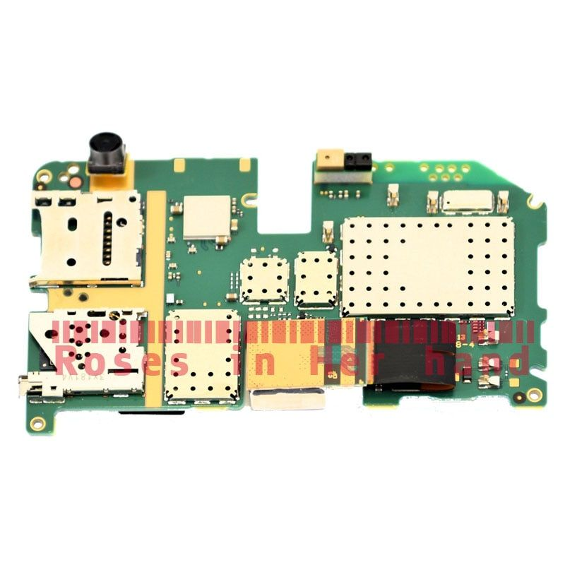 LOVAIN Full Working Original Unlocked For Nokia Lumia 1520 LTE Motherboard Logic Mother Board MB Plate