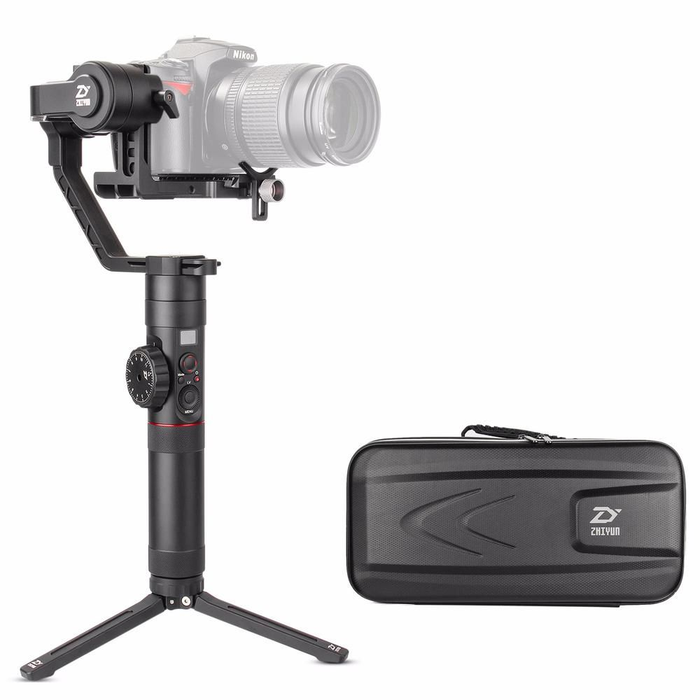 Zhiyun Crane 2 Crane2 3 Axis Handheld Gimbal Stabilizer with Dual Handle Grip Support for DSLR Cameras Load up to 3.2KG