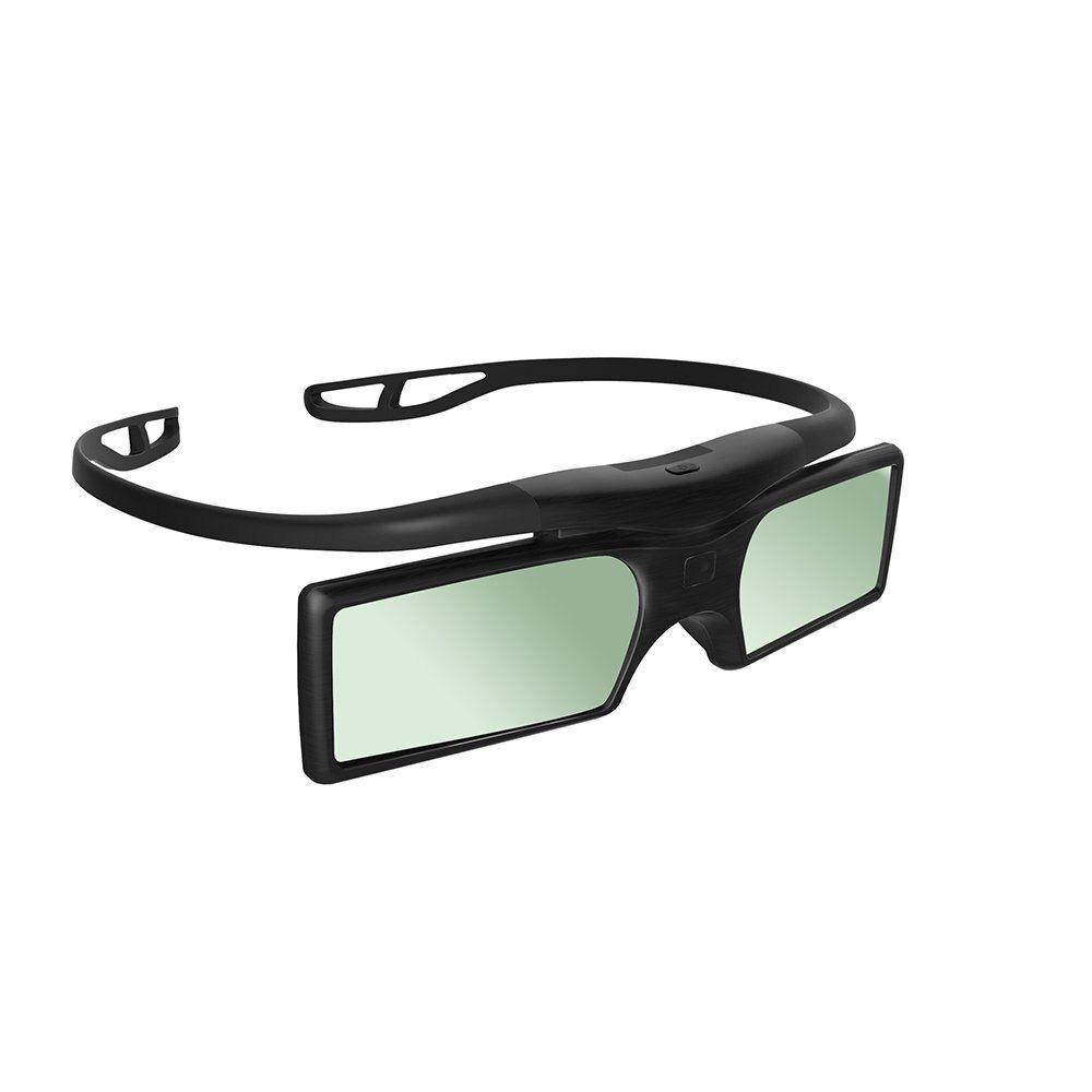 G15-BT Bluetooth 3D Active Shutter Stereoscopic Glasses For TV Projector Epson / Samsung /  / SHARP Bluetooth 3D