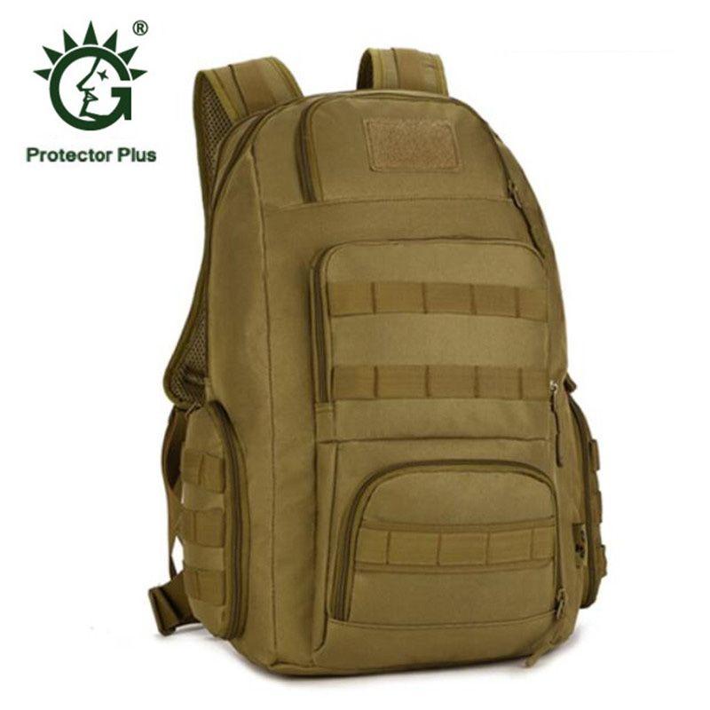 Heiße männer taschen wasserdichte nylon rucksack mann 50L military hohe qualität wasserdichte rucksack reisetasche 40 liter 14 zoll computer
