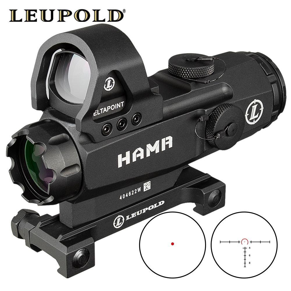 Taktische 4x24 HAMR Zielfernrohr Objektiv Red Dot Mark 4 Hohe Genauigkeit Multi-Palette Zielfernrohr PP1-0403