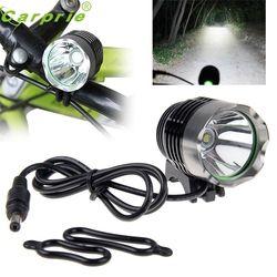 Super 3000 Lumen Cree XM-L T6 SSC LED 3 Mode Sepeda Depan Kepala Lampu Lampu Torch 170120