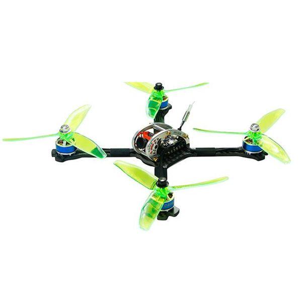 LDARC/Kingkong 200GT 200mm F4 OSD FPV W/ BLheli_S 5.8G 16CH 25mW 100mW VTX 600TVL Racing RC Drone Quadcopter PNP DIY Multi Rotor