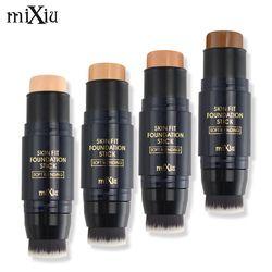 MIXIU Visage Concealer Palette Crème Maquillage Pro Stick Correcteur Stylo 4 Couleurs En Option Correcteur Contour Palette Minceur Make Up