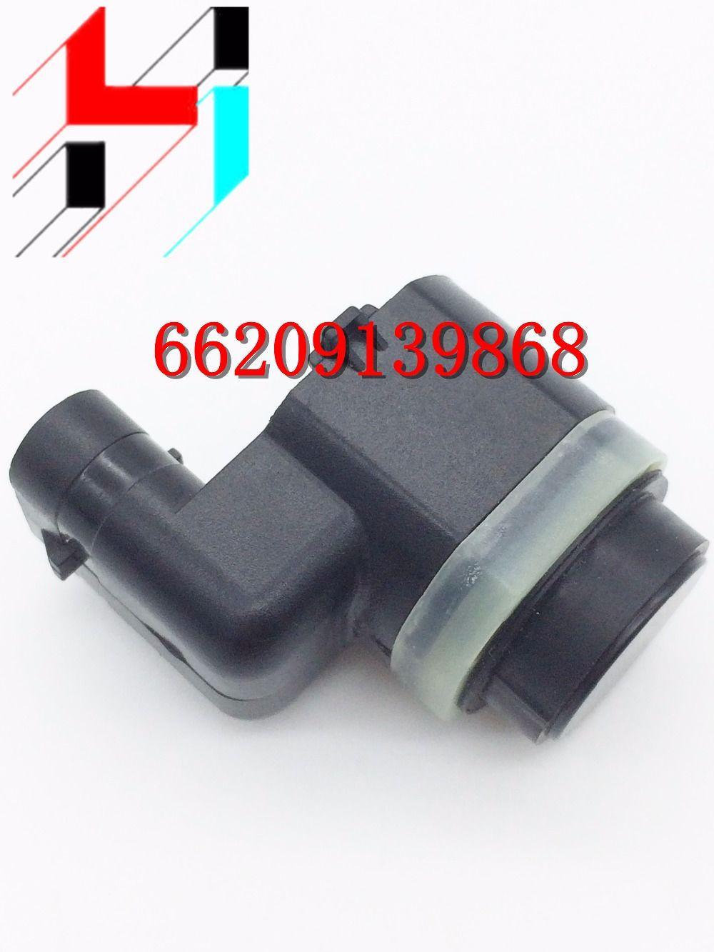 (4pcs) Parking PDC Reverse Sensor For 5er E60 E61 X3 X5 X6 E83 E70 E71 66209231287 66209139868 66209233037 9231287 9139868