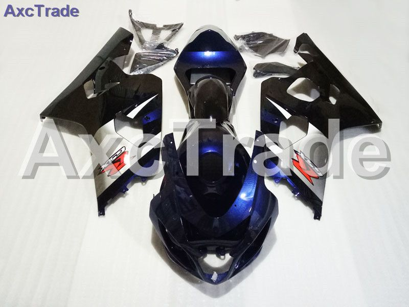High Quality ABS Plastic Fit For Suzuki GSXR GSX-R 600 750 K4 2004 2005 04 05 Moto Custom Made Motorcycle Fairing Kit Bodywork
