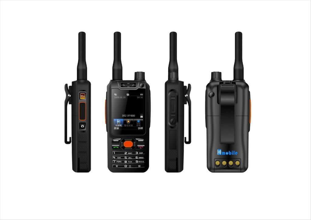 original F25 phone 4G LTE Android Walkie Talkie Network intercom Rugged Smartphone Zello PTT Radio Enhanced Antenna F22 upgrade