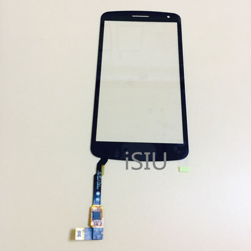 iSIU Mobile Phone Touch Screen For LG K5 Touch Panel X220 X220DS Digitizer Sensor Front Glass Lens Repair Black NO LCD DISPLAY