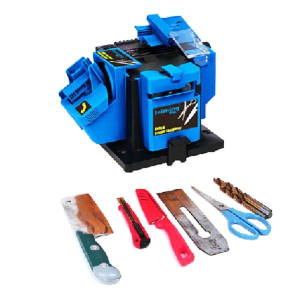 110V-240V Multifunction Drill Sharpener, grinding drill sharpener, electric sharpener for knives scissors,planer iron,drills