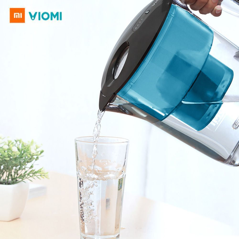 VIOMI MH1Z - A 3.5L 220V Electric Water Filters Filter Kettle Water Purification UV Sterilization Filtration Food-Grade Material