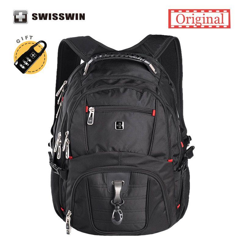 swisswin Laptop backpack High quality 15.6