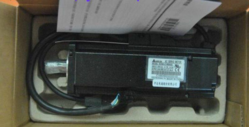 ECMA-C10604SS + ASD-A2-0421-L DELTA bremse AC-servomotor fahrer kits 0.4kw 3000 rpm 1.27Nm 60mm rahmen