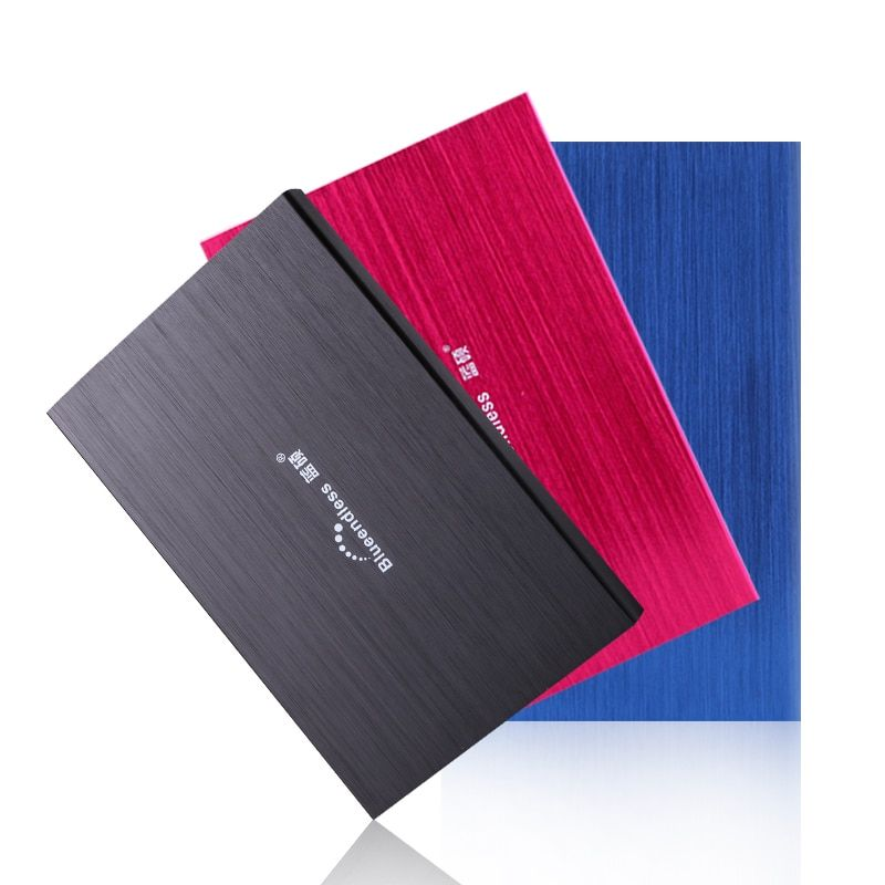 100% NEW portable external hard drive disk HDD 1TB Externo Disco HD Disk Storage Devices laptops desktops disk