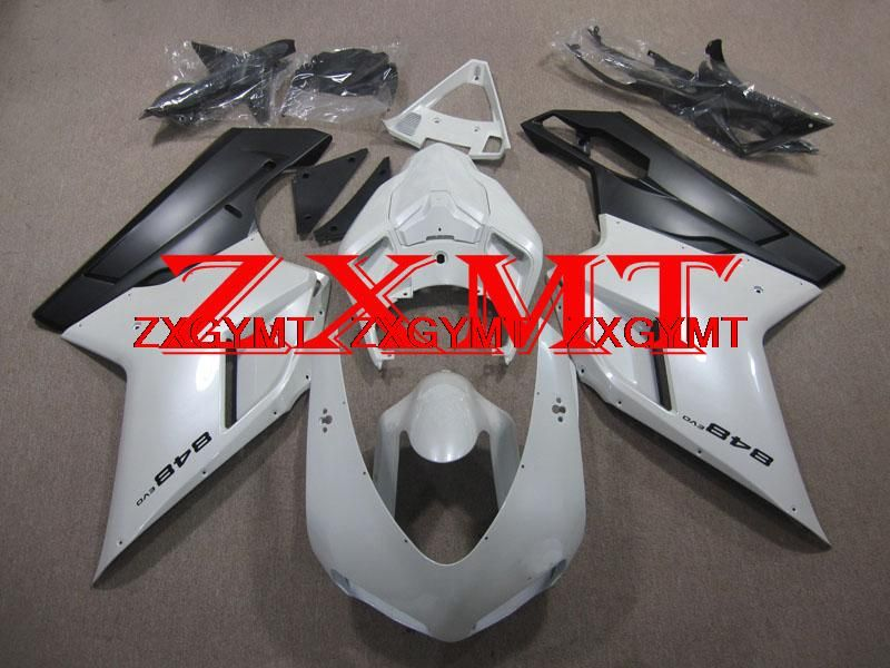 848 Body Kits 2010 for DUCATI 1098 Bodywork 2007 Injection Mouding Fairings for DUCATI 1098 year: 07-11 ZXGYMT