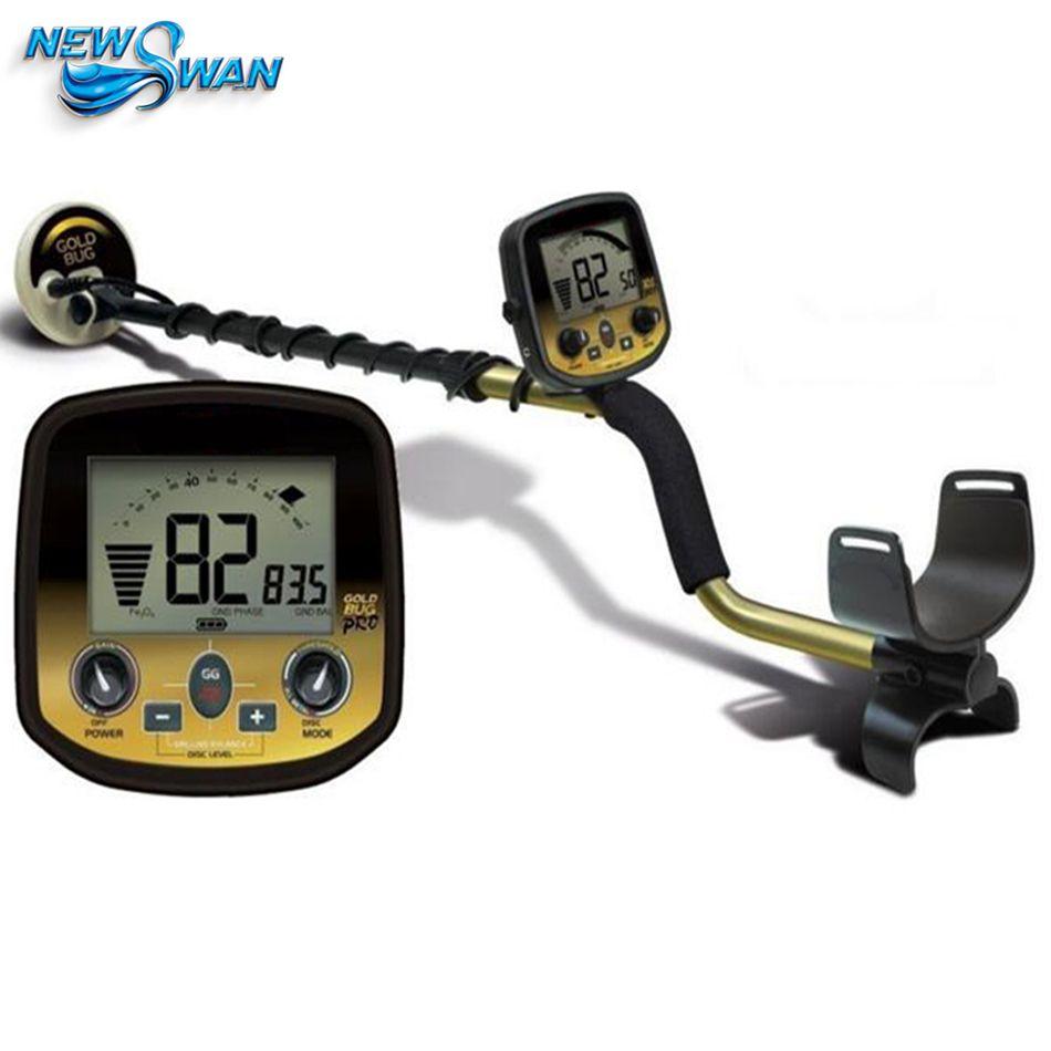 Heißer Verkauf Gold Bug Pro U-metalldetektor Münze Hunter Zeiger Gold Verdrahtung Fisher Detektor DIY Preis Finder Bagger