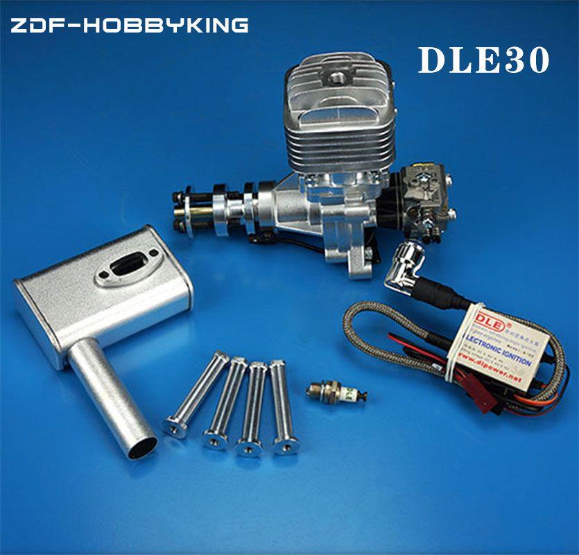 DLE Original new DLE30 30CC DLE30CC DLE Gasoline / Petrol Engine for RC Airplane