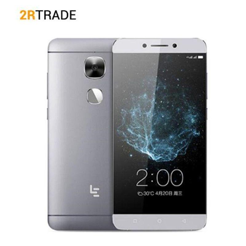 Original Letv LeEco Le 2 X526  X522 Snapdragon 652  5.5 3GB RAM 32/64GB ROM 1920x1080 16.0MP 3000mAh Fingerprint Mobile Phone